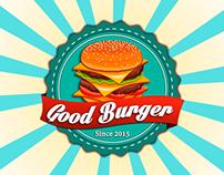 Good Burger Motion Graphic