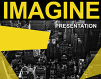 Imagine Clean Powerpoint Template
