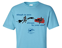 Greyhound Adoption T-Shirt