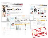 Social Shopping Platform
