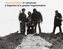 Robert Smithson: A Fragment of a Greater Fragmentation