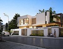 Viet Tri villa