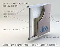 3D infographic Render