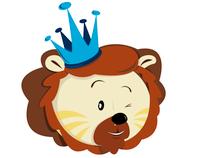 LEO [THE LION KING] & FRIENDS LPDA MASCOT + MERCHANDISE