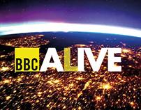 BBC ALIVE- Rebranding