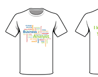 T-Shirts Design for Business Analytics