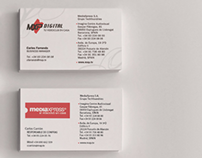 mxp - Business Card Paper (InOut,Tv)