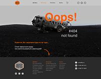 RUTEC web design