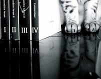 PhD Book Covers (W. Kloos, Verzen, Editor C.Cailliau)