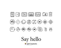 Mac OS ads&icons