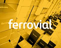 Ferrovial 60th Anniversary