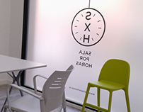 SXH - Sala por horas