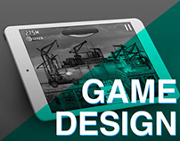Mobile Game Design Work