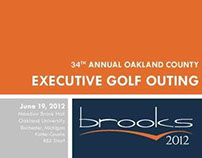 Golf Outing Event Design