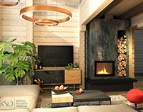 Design from KSD: Living Room