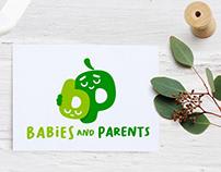 Babies and Parents logo