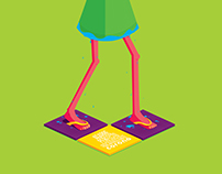 Corona - Slip floors