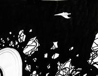 'Deep Sect. 9' - Art Print
