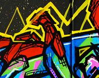 'Wonder' - Graffiti