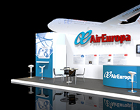 Stand Design AirEuropa