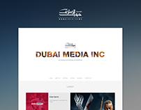 Dubai Media Inc (DMI)   Web Design
