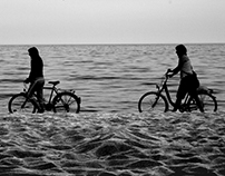 ,,Two Bicycles''