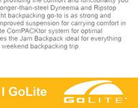 GoLite Info Signs