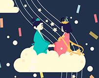 tanabata matsuri — poster