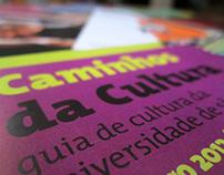 Caminhos da Cultura | editoração