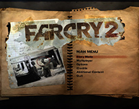 Far Cry 2 / Interfaces