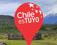 Chile es Tuyo - Gobierno de Chile