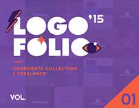 Logofolio 2015 | Vol.1