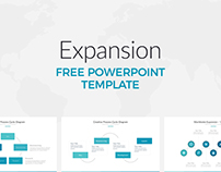 FREE EXPANSION POWERPOINT TEMPLATE