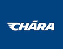 Chára Sport / logo redesign concept