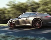 Run Porsche