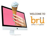 Brü Coffee and Gelato