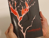 "Book Design: ""Root & Branch"""