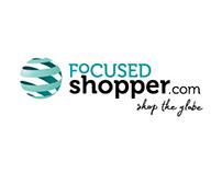 Focussed Shopper logo design