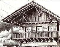 A house by the beach