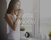 Cristal Window Web Design