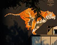 Mural- Amur Tiger
