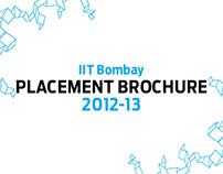 IIT Bombay Placement Brochure 2012-13