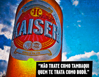 Cerveja Kaiser - Fanpage