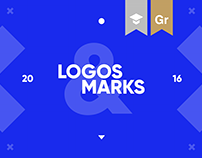 Logos & Marks –– 2016