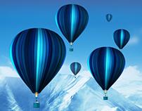 Air Baloon Mock-up