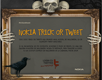@NokiaRomania #TrickAndTweet