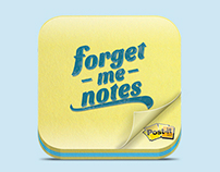Post it_Forget-me-notes