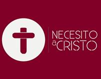 """Logo """"Necesito a Cristo"""""""