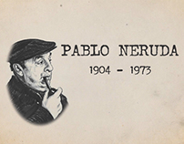 "Video ""Infografia de Pablo Neruda"""