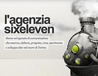 Sixeleven, brand identity